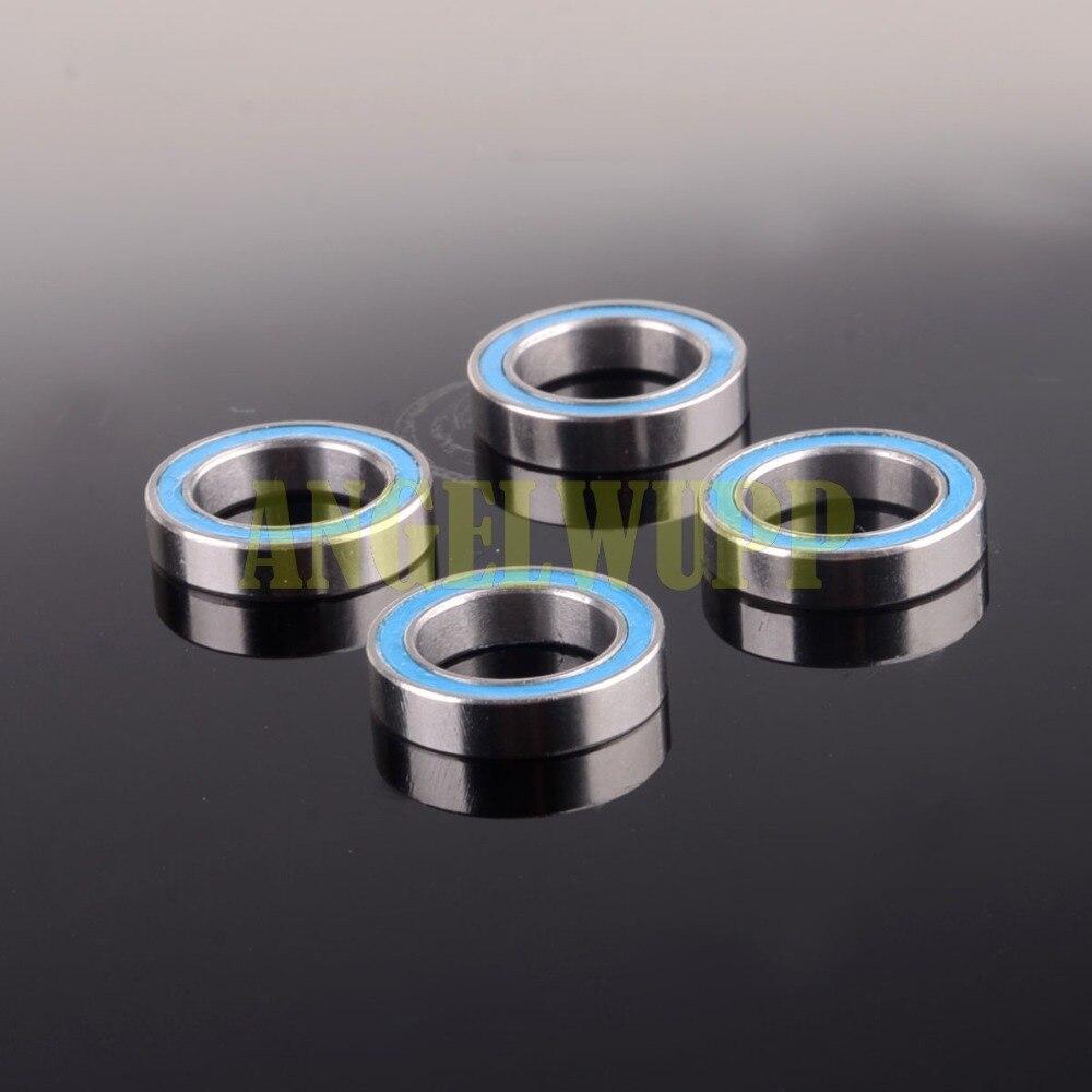 4PCS 10*15*4mm Blue Sealing Ball Bearing For RC Car HSP Upgrade Parts