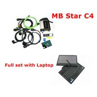 MB Star C4 MB SD Connect compact 4 software 03/2019V auto Diagnosis with laptop x200t Diagnostic PC DTS/DAS/Vediam0 MB car/truck