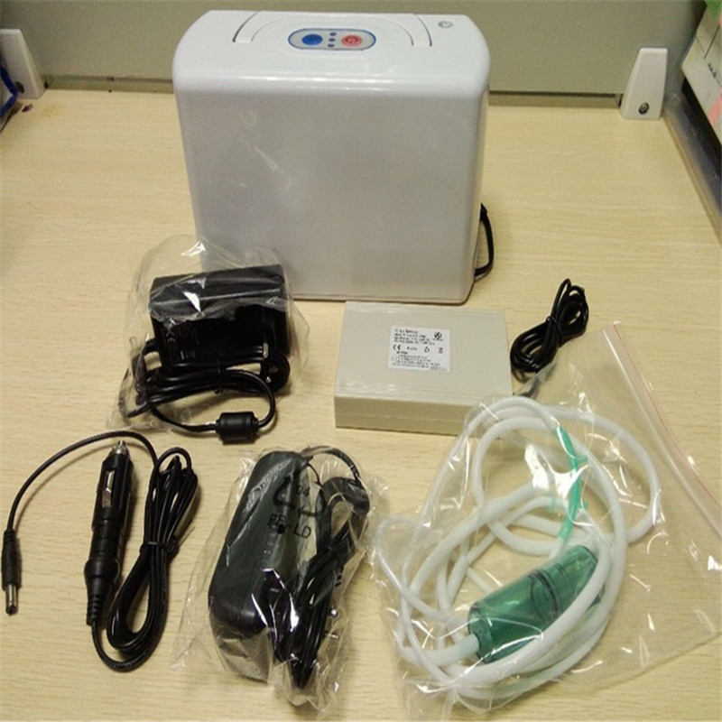 Image 4 - Outdoor travel medical care legend 3L health care mini portable oxygen concentrator for elderlyOxygen Machine