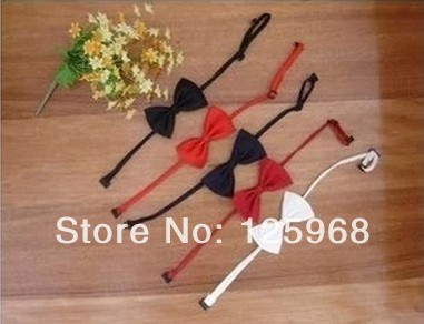 Free Shipping! 2016 New 50pcs/lot Small all-match baby boy girl kid's bow tie formal dress shirt collar collocations accessories