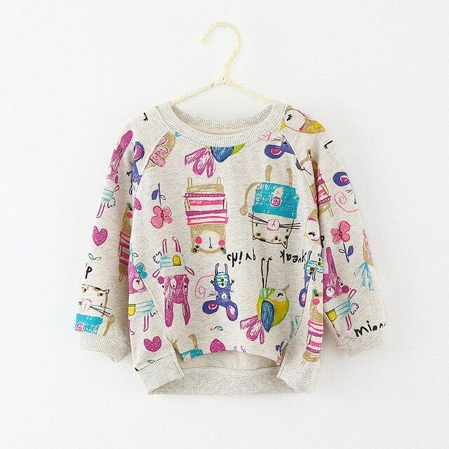 Kids Coat Hoodie Jacket Baby girls&Boys Sweater Pullover Outwear children hoodies and sweatshirts
