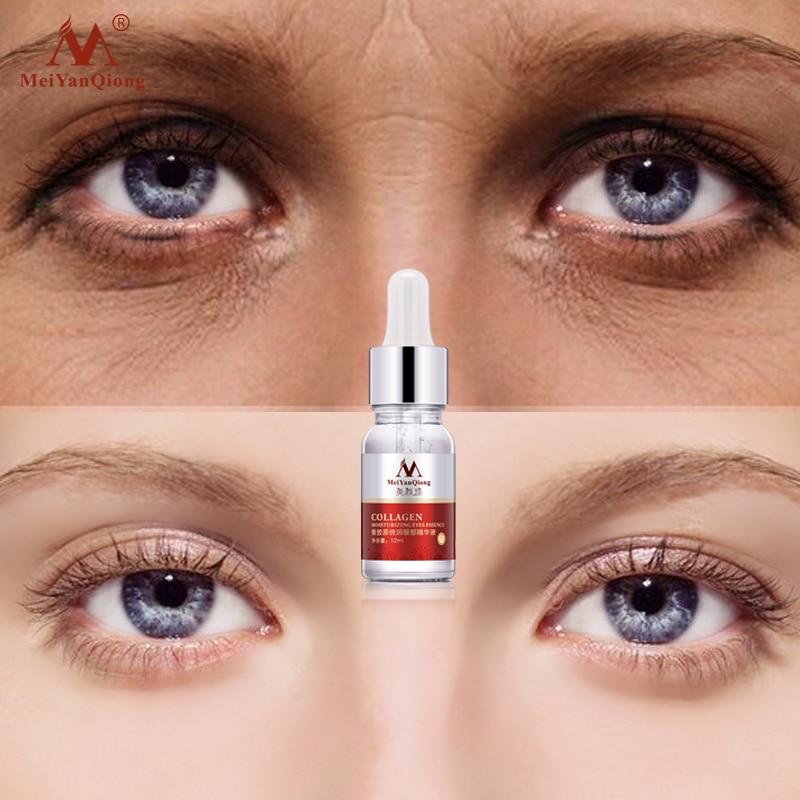 Сыворотка для глаз Deep Repair эффективно уменьшает тонкие линии на глазах укрепляет глаза питает и питает эссенцию купить на AliExpress