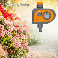 Automatic Electronic Irrigation Controller Watering Timer Garden Agricultural Greenhouse Timing