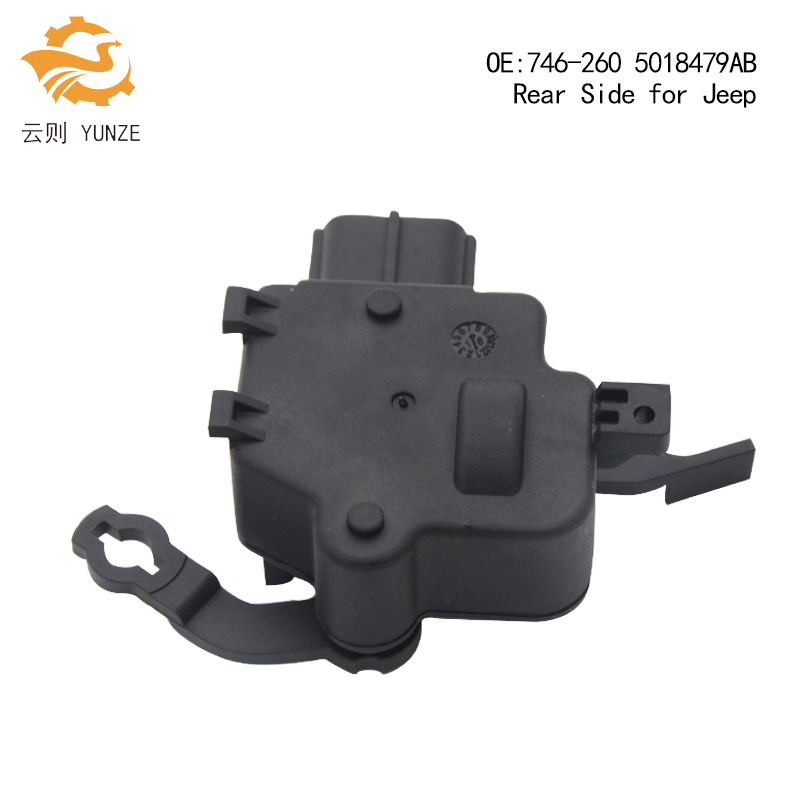 746-260 5018479AB REAR SLIDING CENTRAL DOOR LOCK MOTOR ACTUATOR FOR JEEP GRAND CHEROKEE 1999 2000 2001 2002 2003 2004