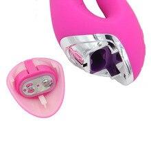 Silicone Vibrator 10 Vibration Mode Sex Toys For Women