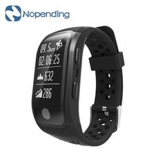 Neue Makibes G03 Smart Armband Armband IP68 Wasserdichte Intelligente Band Pulsmesser Call GPS Sport Armband für Android iOS