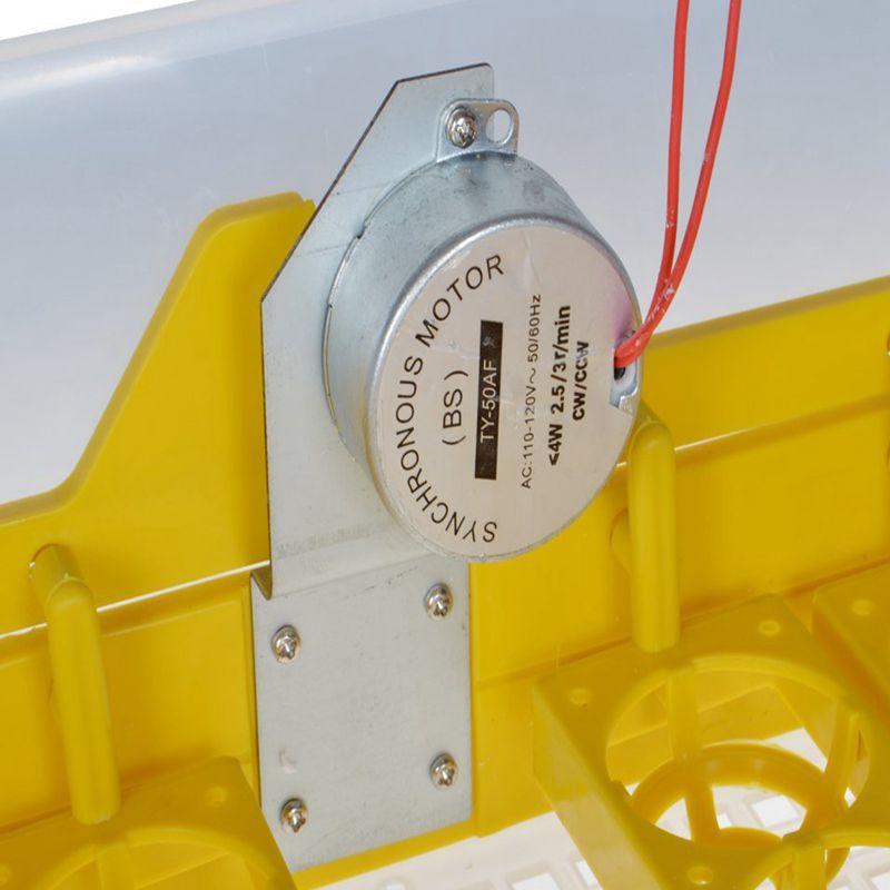 Automatic 48 Eggs Incubator High Hatching Rate Incubator New Incubation Equipment Chicken Duck Bird