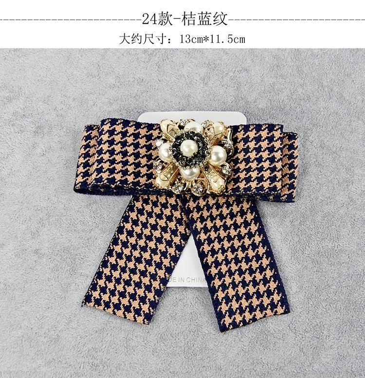 Free shipping New 2017 WOMAN MALE British Fashion CAUSAL ribbon tie business dress female big bow brooch collar Headwear