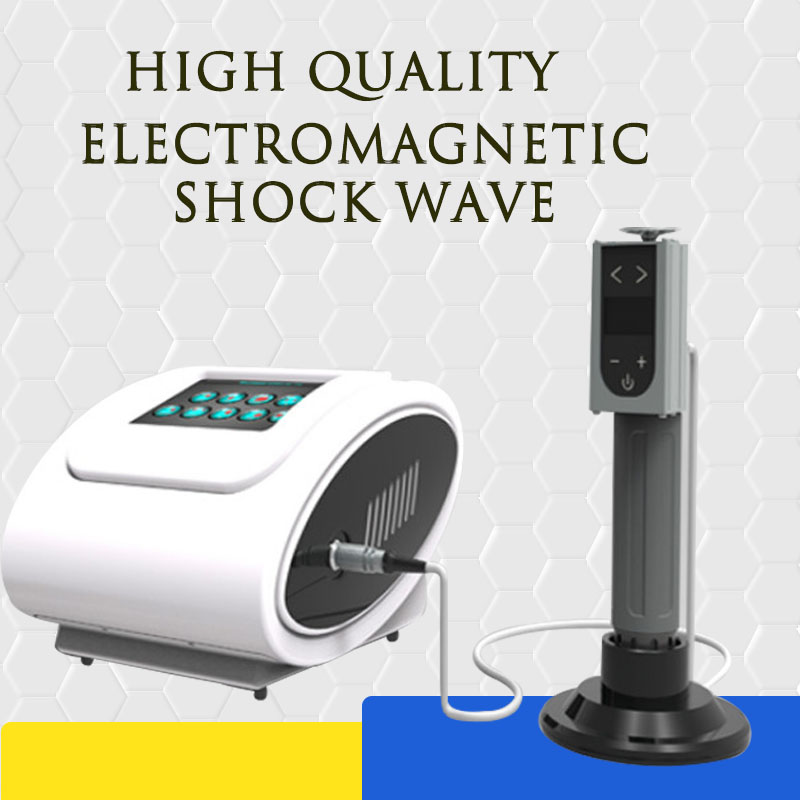 Home Use Protable Shock Wave Therapy Physical Shock Wave Device For Pain Erectile Dysfuntion And Orthopaedics Physiotherapy