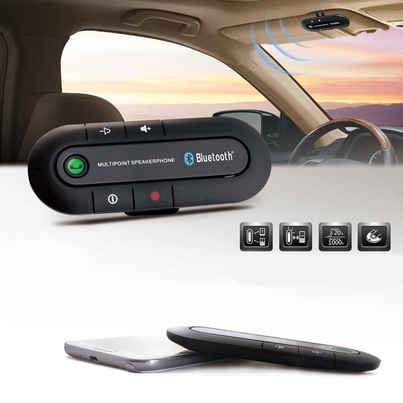 Bluetooth Handsfree автомобиль жинағы - Портативті аудио және бейне - фото 2