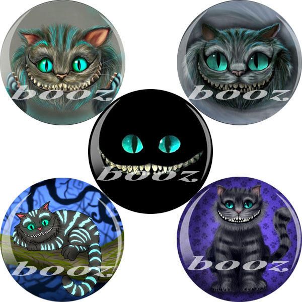 wholesale eval cat design ear plugs body jewellery piercing acrylic ear plug tunnel gauges 6-25mm AE-1006