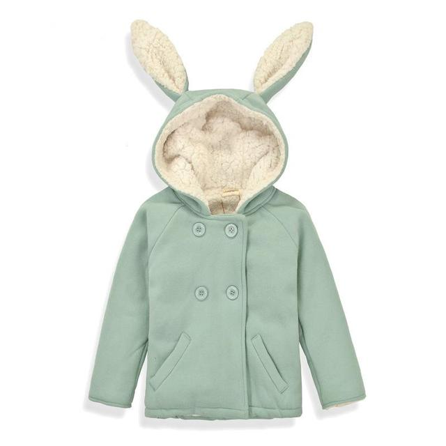 Cemigo Baby Outerwear Baby Boys Warm Coat Baby Girls Winter Jacket Kids 2016 New Cute Top Clothes