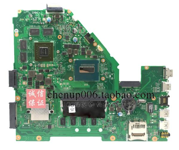 X55VD Laptop motherboard GT610M 4GB RAM REV2.1/2.2 for ASUS X55V X55VD Test mainboard X55VD motherboard test 100% okX55VD Laptop motherboard GT610M 4GB RAM REV2.1/2.2 for ASUS X55V X55VD Test mainboard X55VD motherboard test 100% ok