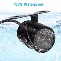Waterproof 12V DC PC1030 HD 420TVL IR Night Vision CMOS Car Rear View Camera 170 Degree