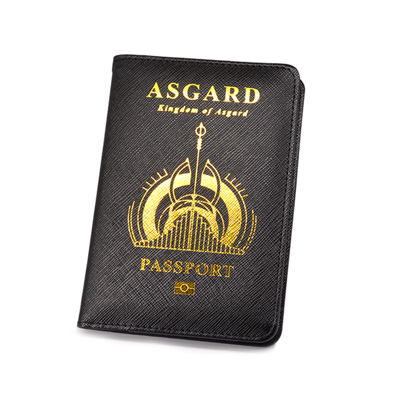 Asgard Passport Cover Myth on The Holder Pasport Drop Shipping