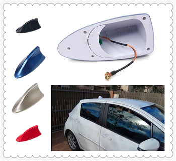 High quality car styling shark fin radio signal roof antenna auto parts for BMW E34 F10 F20 E92 E38 E91 E53 E70 X5 M M3 image