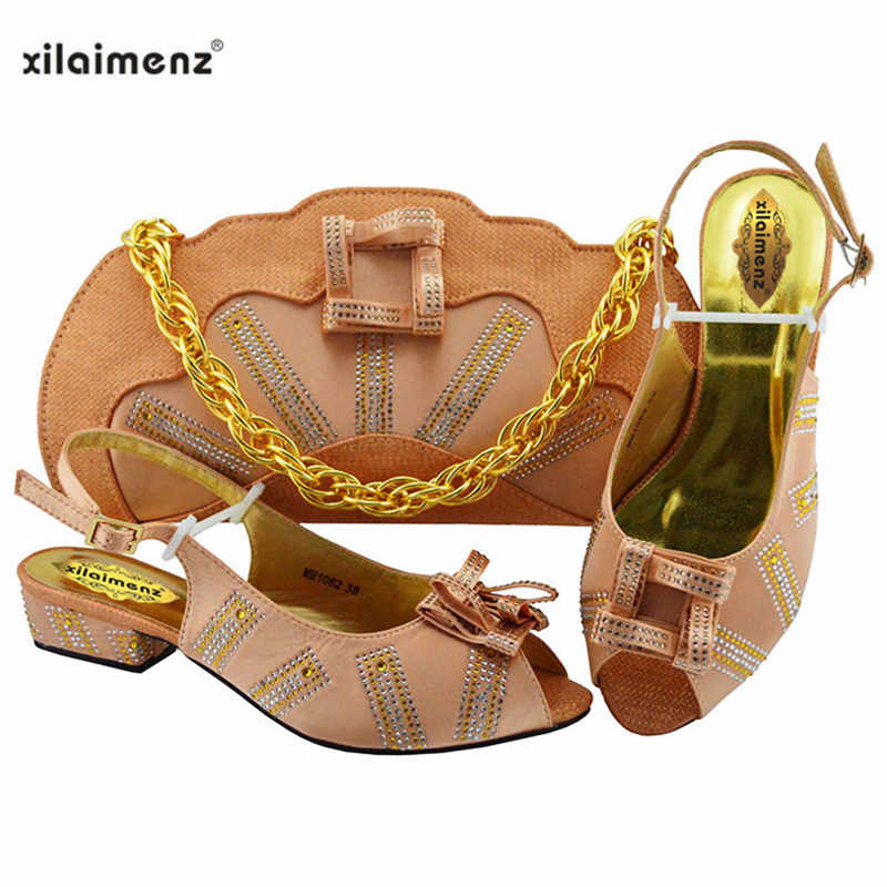 sliver Bas pink 2019 Haute Chaussures green Foncé Mariage Nouveau Dames Et Talons Pour blue dark Design Sandales Dans Dark Assortir À Couleur Bleu Qualité gold Partie Sac De peach magenta Africaines red qqrO6Awp