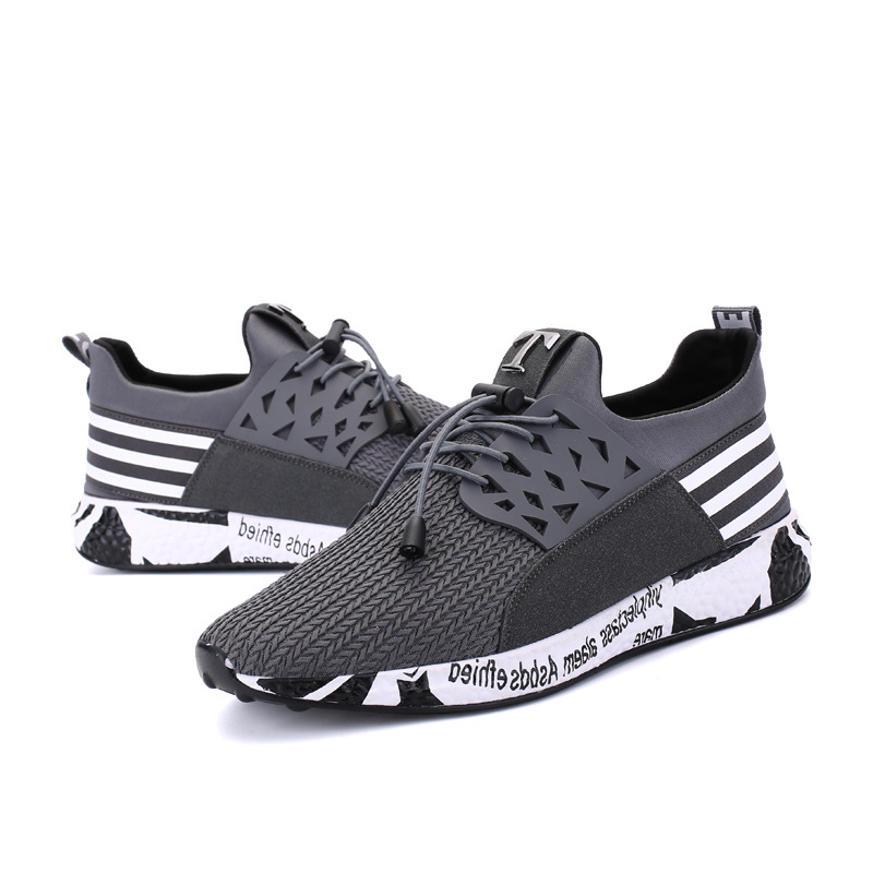 New Trainers Mens running Shoes Walking sport Soft Breathable Mesh Zapatillas Deportivas Spring Summer 2017 Men Sneakers