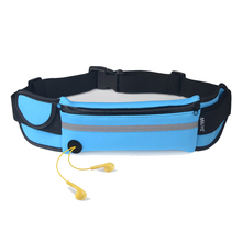 2016 new Waist Packs Men and women multi-function Stealth pockets Mobile phone bag cloth material Waist Pouch XY510
