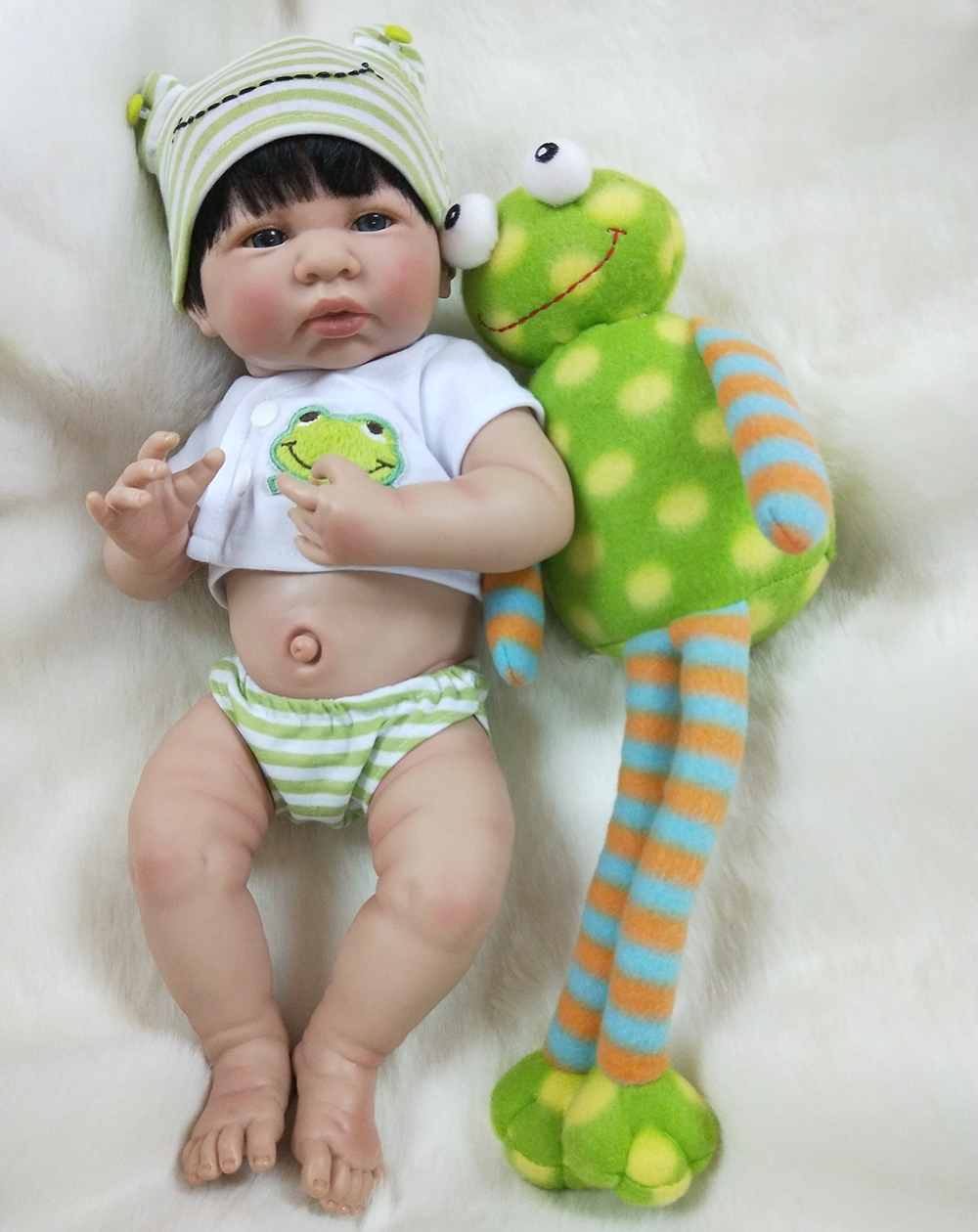 Pursue 14 Lifelike Baby Alive Soft Vinyl Full Body Silicone Reborn Baby Girl Boy Doll Toys for Children Kids Birthday Gift Doll 50cm soft body silicone reborn baby doll toy lifelike baby reborn sleeping newborn boy doll kids birthday gift girl brinquedos