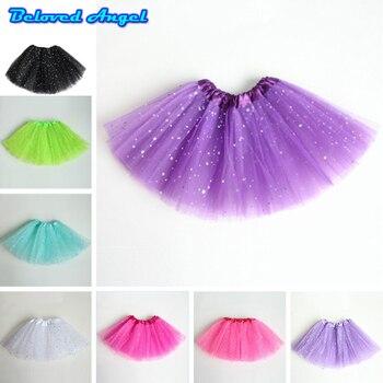 7718d4d76 Falda tutú para bebés y niñas, falda de Ballet para niños, faldas para  niñas, faldas de princesa, tul, faldas de baile para niñas de 2-8 años