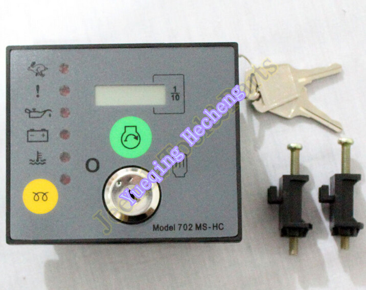 Electronic Manual Start Controller Control MODULE DSE702MS Generator Spare Parts
