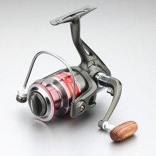 New Spinning Reels Fishing Reel KF1000-5000 Series Metal Spool Carp Fishing Reels Coil Wheel Tackles 13BB 5.5:1