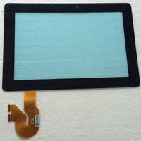 High Quality 10 1 Front Touch Screen Panel Outer Glass Sensor Digitizer Replacement For Asus Transformer