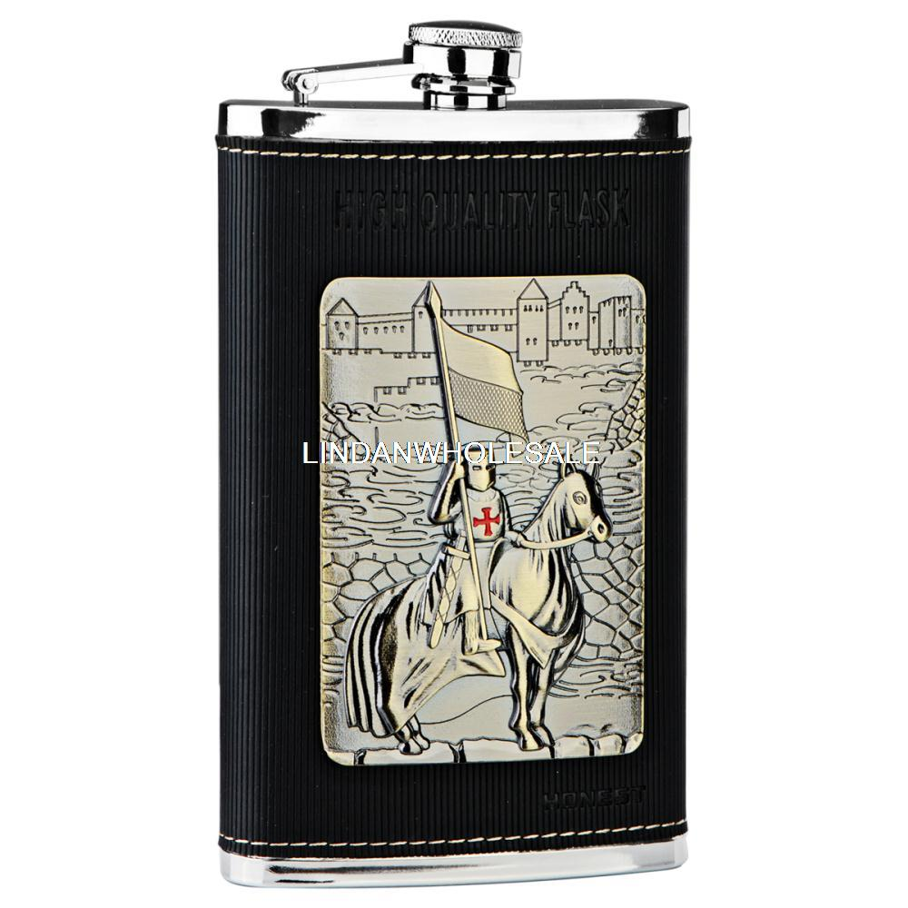 Good Quality 10 Ounce Hip Flask Hip Flask Liquor Whiskey
