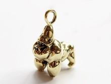 EDC Brass solid Gorilla Dolls Ornaments Hang buckle Keychain Pendant Brass King Kong scary gorilla king kong figure mask headgear style assorted