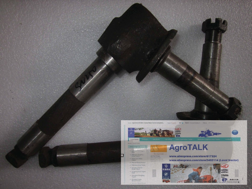 Shenniu tractor parts, the SN250 set of spindles, part number: 25.31.014/25.31.019Shenniu tractor parts, the SN250 set of spindles, part number: 25.31.014/25.31.019