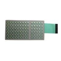 Bizerba BCII800 부품 번호 61242803200H / 61112802001 용 오리지널 새 스케일 키보드
