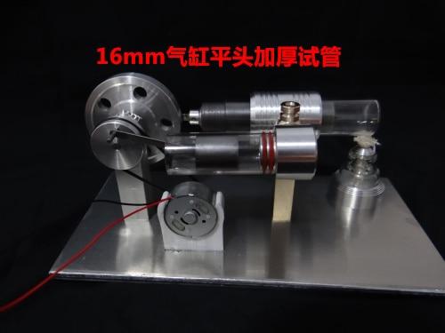 Stirling engine generator engine engine model External combustion engine micro generator model v4 model stirling engine generator set