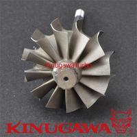 Kinugawa HX52 Turbo Roda De Turbina para Holset HX55 3592602 w/12 Lâminas