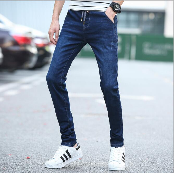 2019 Summer Fitness MensMale Trousers Classics Mid weight Straight Full Length Pants2019 Summer Fitness MensMale Trousers Classics Mid weight Straight Full Length Pants