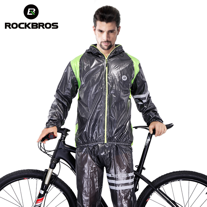 ROCKBROS Jersey Waterproof Clothing-Equipment Road-Bike-Jacket Cycling-Bicycle Breathable