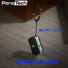 Водонепроницаемый мини gps трекер локатор A21 gps GSM/GPRS анти-потерянный отслеживающий прибор для детская игрушка «любимчик» с SOS/Прослушивание голоса