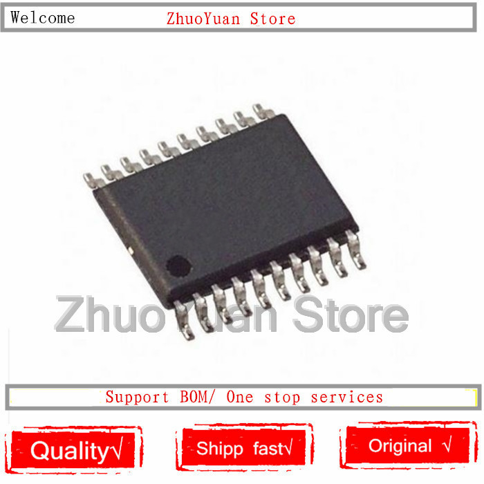 1PCS/lot N79E814AT20 N79E814 TSSOP20 IC Chip New Original In Stock