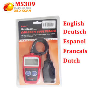 Autel MS309 OBDII Code Reader with Maxiscan Autel ms 309 Diagnostic-Tool