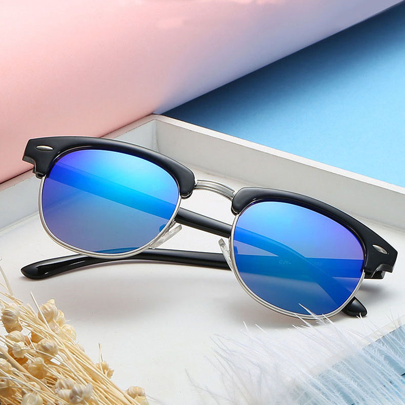 Half Metal High Quality carter Sunglasses Men Women Brand Designer Glasses Sun Glasses Fashion Gafas Oculos De Sol UV400 Classic