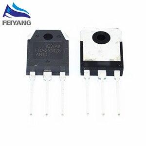 10PCS FGA25N120ANTD FGA25N120 IGBT 1200V 50A TO3P