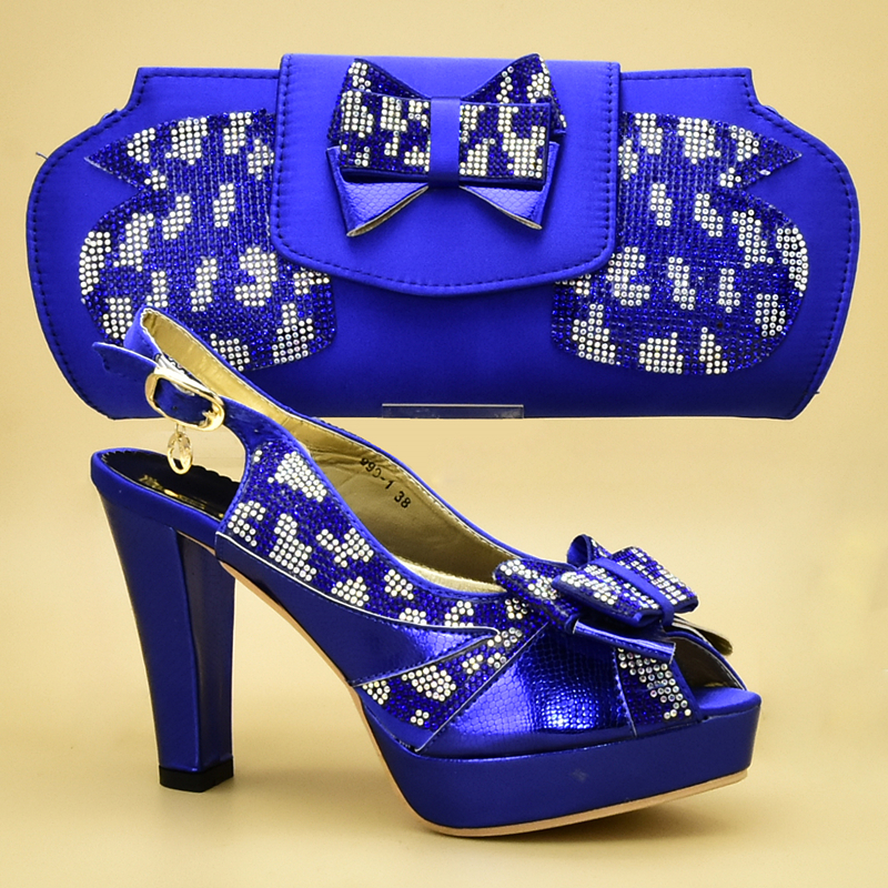 Et Hauts Africain Talons Dernières Blue 2019 sky De purple Pour Ensemble Africaines Sacs Les Italie Italiennes Ensembles Chaussures En Bleu or Assortis Femmes qOrtpaTO