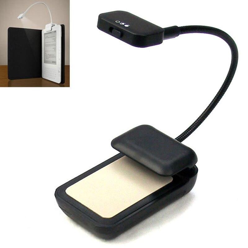 Livro Luzes por bateria flexível brilhante olho-protetora Fonte de Luz : Lâmpadas Led