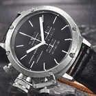 2019 pagani design esportes relógios masculinos moda multifunções mergulho cronógrafo quartzo relógios masculino relógio de couro - 4