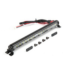 Trx4 Metal LED Roof Lamp Light Bar for 1 10 RC Crawler Traxxas Trx 4 Trx