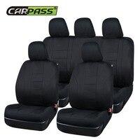 Carro-pass Universal Car Seat Cover Interior Acessórios Car Styling Automóveis Cobre Airbag Do Carro Compatível Com Protetor para kalina
