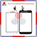 """Высокое качество 4.3 """"для LG Optimus L7 II 2 Dual P715 P716 Сенсорный Экран Датчик Дигитайзер Переднее Стекло Объектива панель Черный белый"""