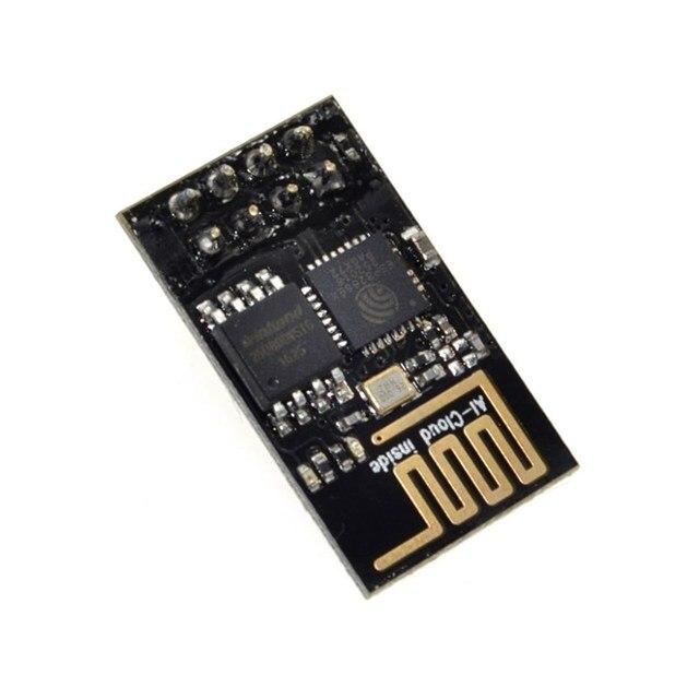 2017 New version 1PCS ESP8266 serial WIFI model ESP-01 Authenticity Guaranteed,Internet of things