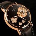 Yazole 2017 mujeres de las señoras de cuarzo reloj de pulsera marca de lujo famoso reloj de pulsera de mujer niña reloj relogio feminino montre femme