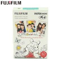 Fujifilm Fuji Instax Mini 8 Film 10 Sheets For 8 50s 7s 90 25 Share SP-1 Instant Cameras Winnie Pooh